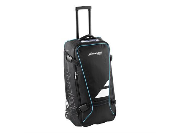 5e49a014 BABOLAT TRAVEL BAG XPLORE SORT/BLÅ Reisebag med hjul på 92 liter - Torinor  Sport AS