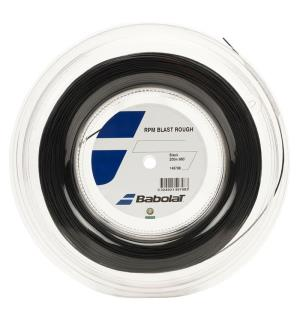 BABOLAT RPM BLAST ROUGH 200M 130X16 SORT Monofilament streng