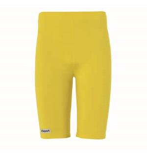 Uhlsport Dis Color Tights Lime Gul S Teknisk tights